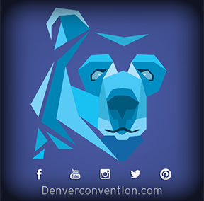 Colorado Convention Center Business Cards