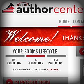 Xulon Press Author Center Website & Logo