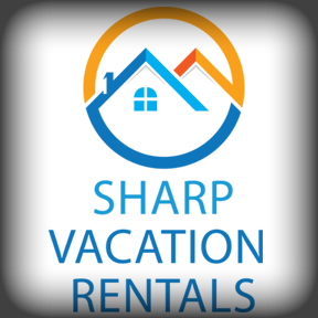 Sharp Vacation Rentals Logo