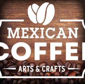 Chicago design lab Mexican coffee Logo