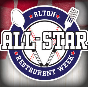 Chicago Design Lab Visit Alton All-Star Restaurant Week Digital Ad Campaign